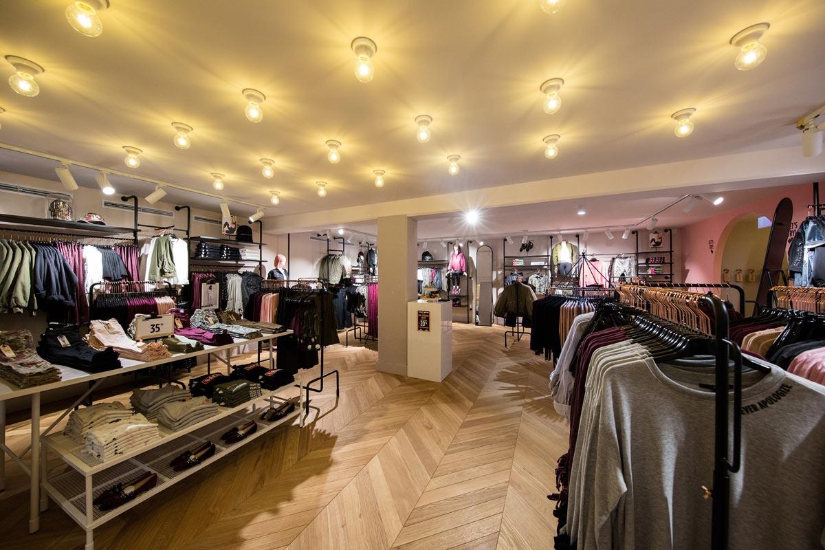 flagship store Tally Weijl Basilea