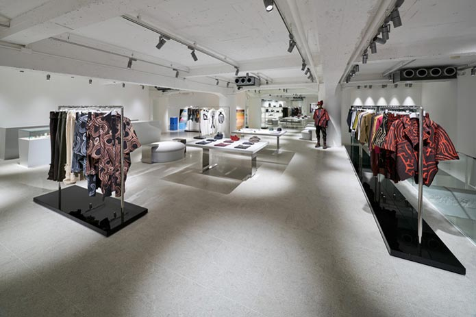 Issey Miyake Boutique Ginza Omote