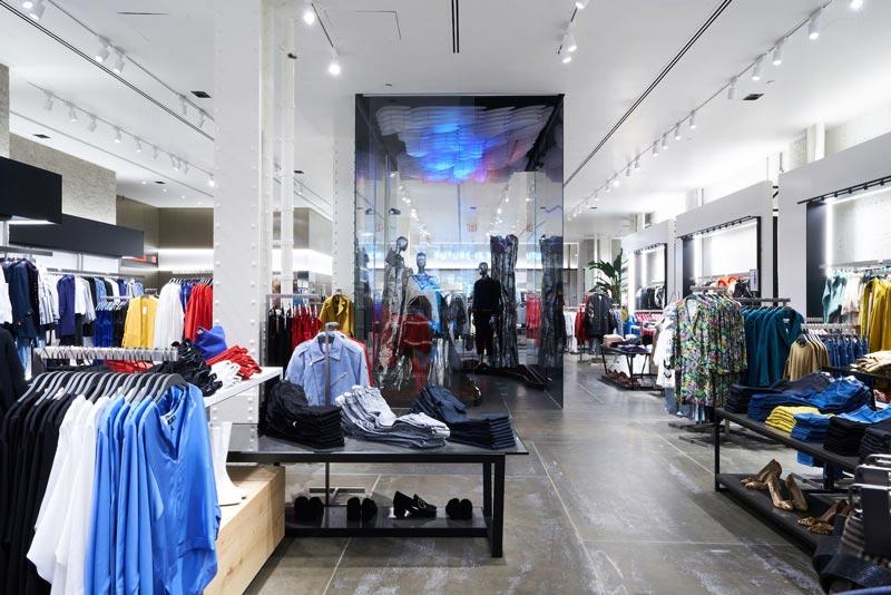 Mango flagship store New York