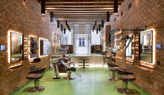 TIGI Concept Salon HANDMADE a 5 stelle.