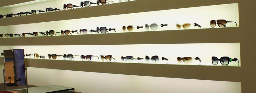 MOLARI Optical Store Pesaro.