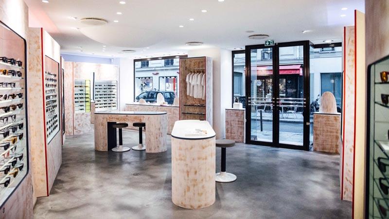 Vuarnet flagship store Parigi