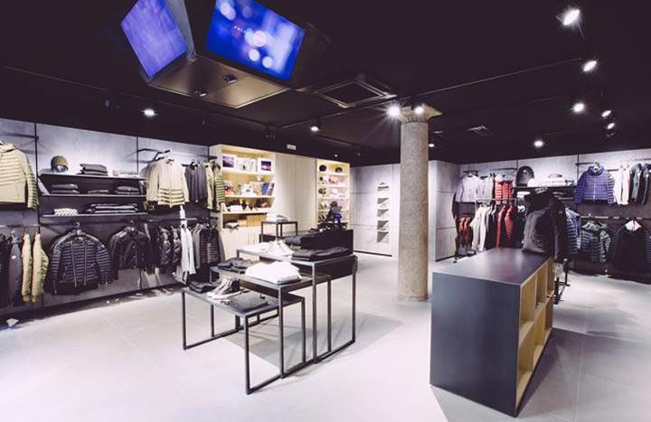Colmar negozio Monza