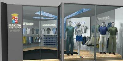 MARINA MILITARE Sportswear lancia il nuovo progetto di virtual store.