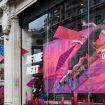 ASICS: a Londra, in Regent Street, il suo piu' grande flagship store.