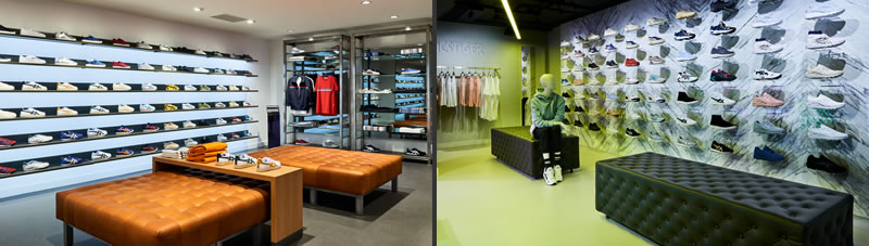 Asics London flagship store