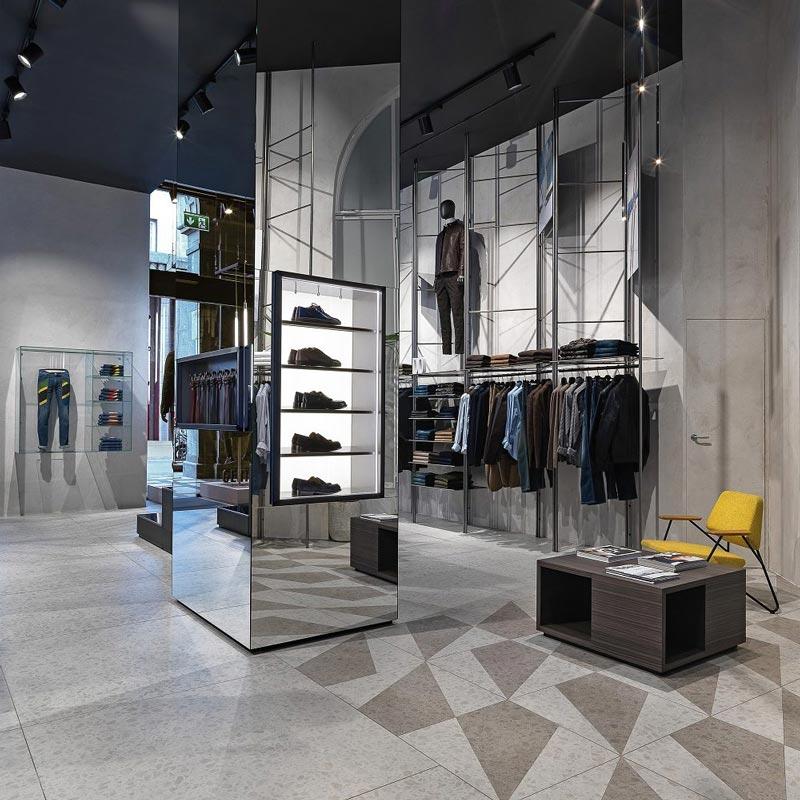flagship store Jeckerson Milano
