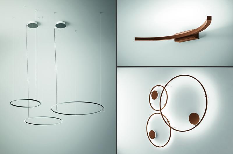 lighting design collezione U Light