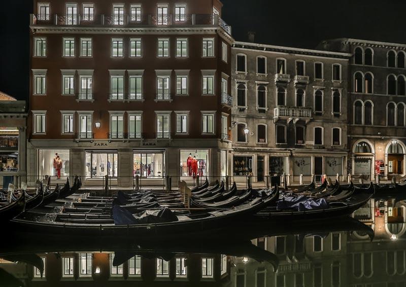 Negozi Zara Venezia