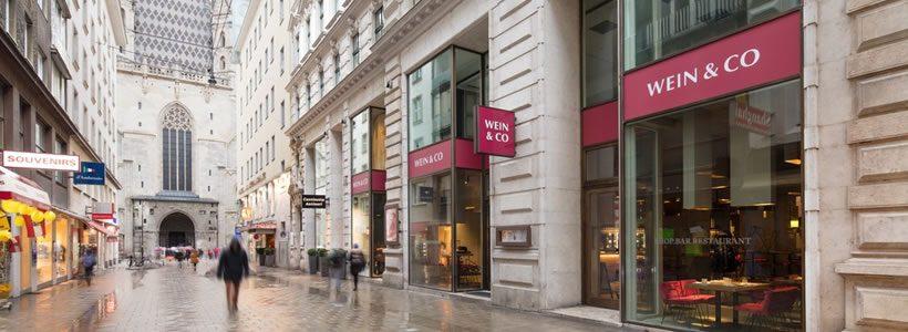 BEHF Architectes designed Wein & Co