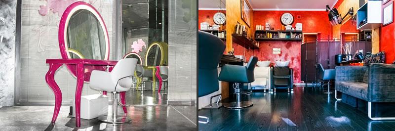 colori saloni parrucchiere
