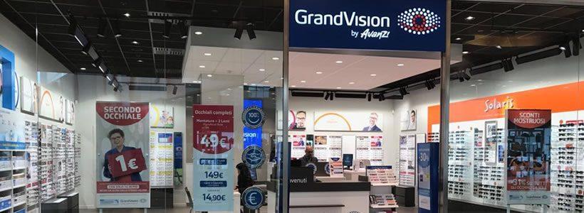 Due aperture per GrandVision Italy: nuovi punti vendita ad Antegnate e Giugliano in Campania