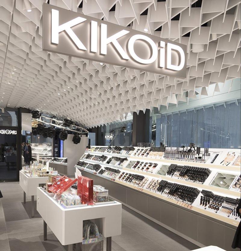 Kiko Milano flagship store KikoiD
