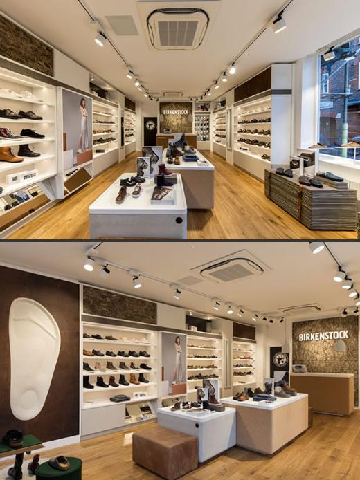 negozi Birkenstock Covent Garden Londra