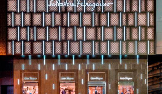 FERRAGAMO riapre il flagship store di Canton Road a Hong Kong