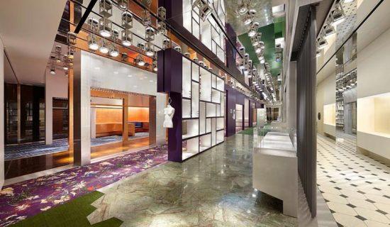 A Parigi crescono le aperture di negozi di lusso.