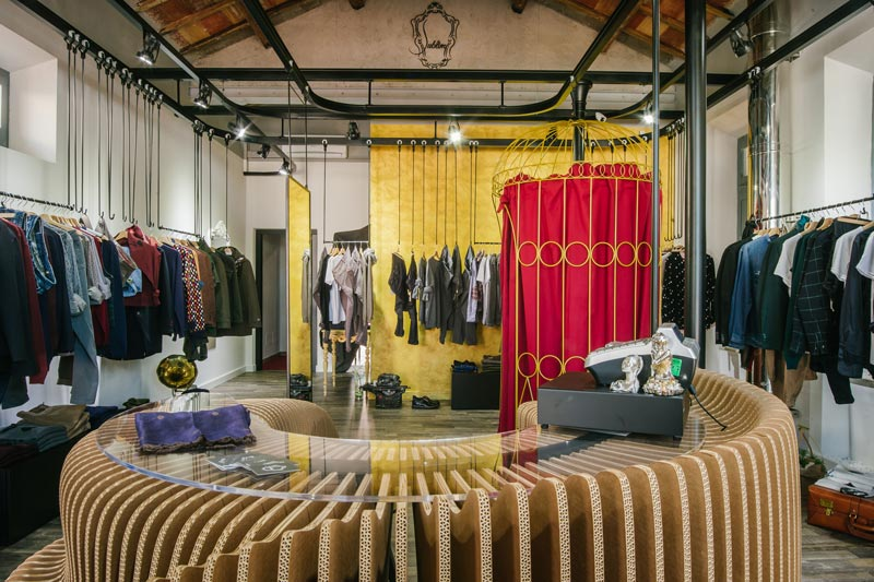 retail design est platform sublime fashion store