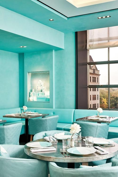 Tiffany ristorante New York