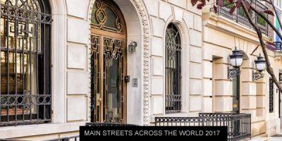 New Bond Street supera Avenue des Champs Élysées e diventa la terza via commerciale più costosa al mondo.