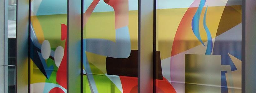 Vetri e Superfici in Movimento: Guandong presenta la gamma Window Decoration 2018.