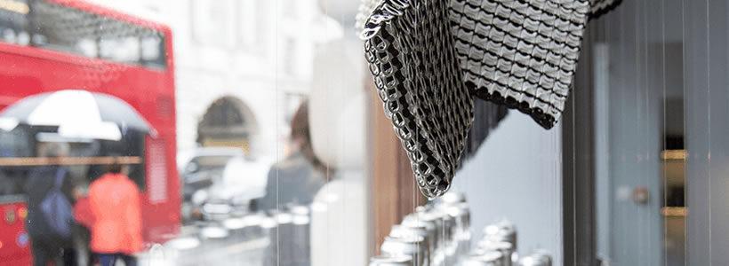 Bottletop: apre a Londra il primo store in stampa 3D