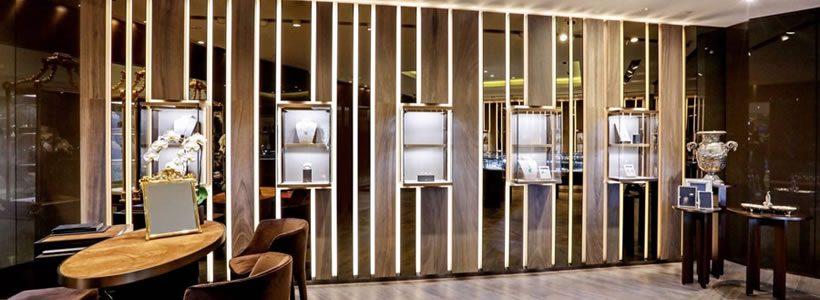 Buccellati, a Shanghai la prima boutique in Cina.