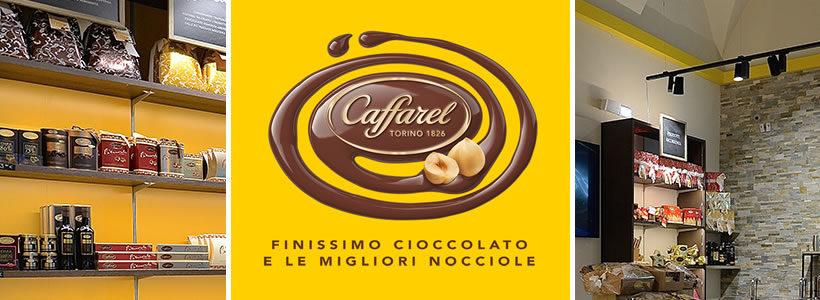 Caffarel sceglie Torino per il suo primo flagship store.