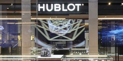 Hublot inaugura la boutique di Milano da Pisa Orologeria