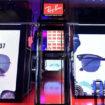 RAY-BAN: aperto a Milano il primo pop up store in Italia.