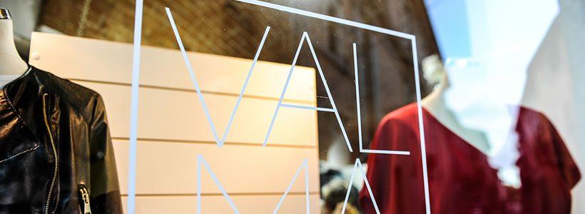 TERdesign firma il restyling della boutique Valma.
