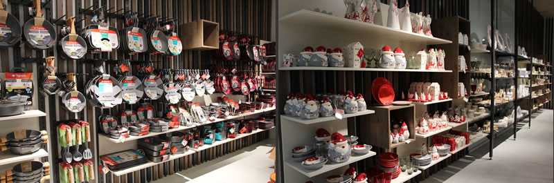 Tognana flagship store citylife shopping district Milano