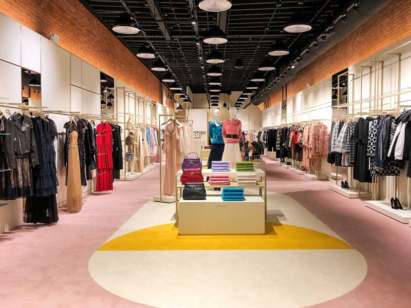Twinset Milano flagship store New York