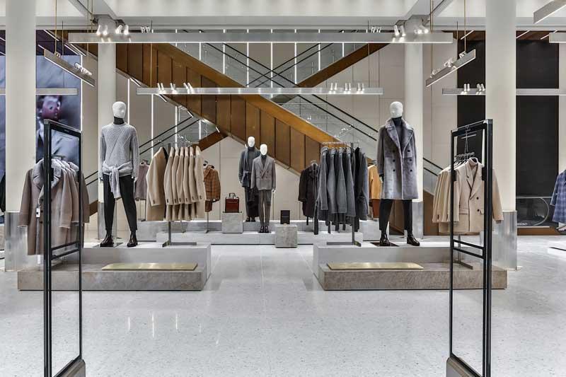 Zara riapre a milano il suo iconico flagship store for Store design milano