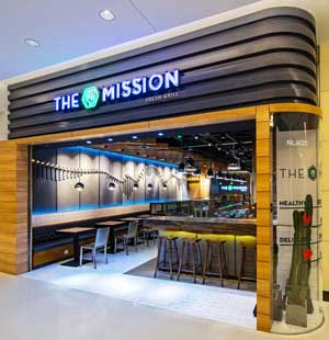 5 star plus retail design creates store design for the mission fresh grill
