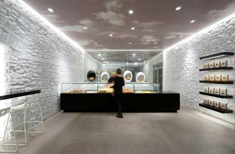 Architetto Simone Micheli interior design Forno della Salute