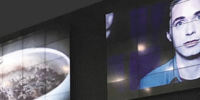 I Display di LG Business Solutions protagonisti del Multisala di Orio Center.