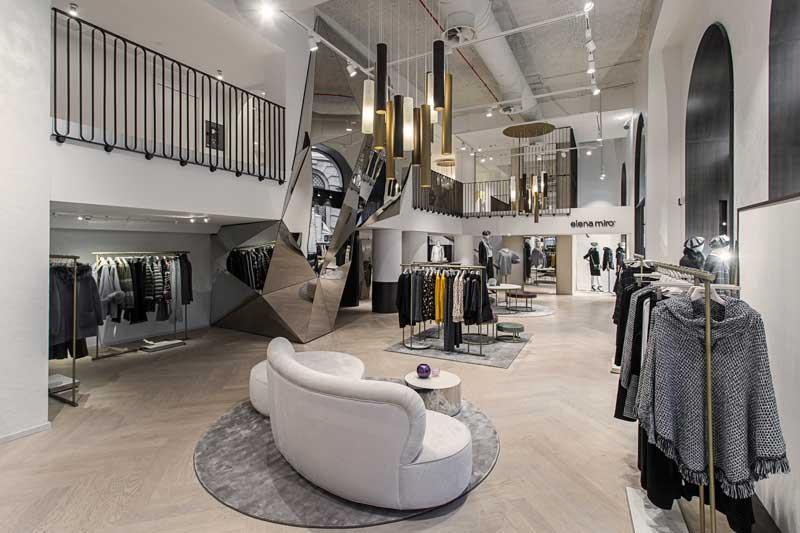 Elena Miro Milan flagship store