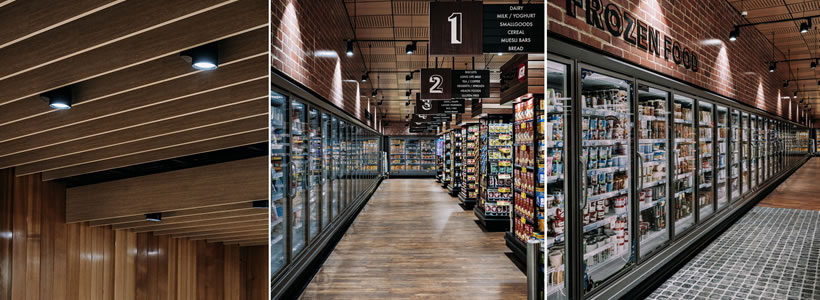 loopcreative Brings Fresh New Look to Supermarket Shopping.