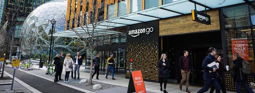 Amazon Go: aperto a Seattle il primo negozio senza casse.