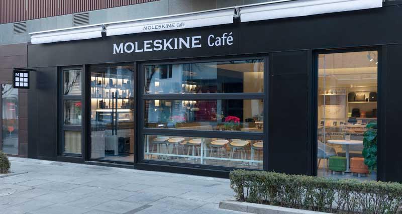 Nuove aperture Moleskine Cafe Pechino