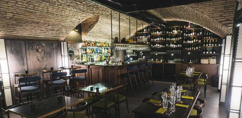 progettazione ristoranti Tommaso Guerra ristorante Stilelibero Roma