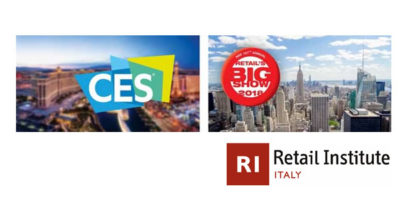 Retail Tech – Trends 2018   Tutte le novità dall'NRF Retail's BIG Show 2018 e dal CES 2018