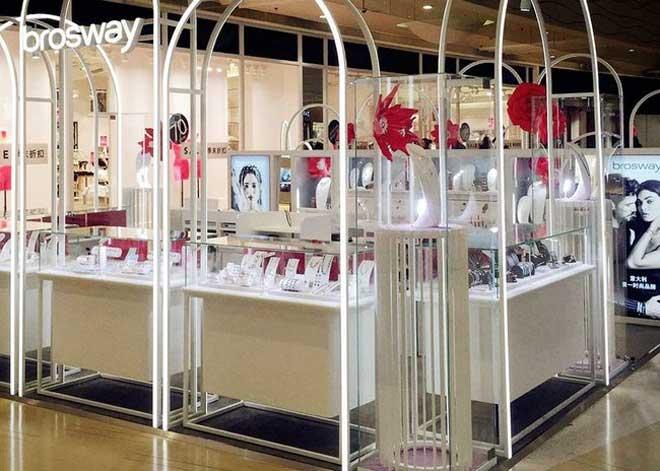 Brosway apre il secondo negozio a Tianjin e continua la sua espansione in Cina