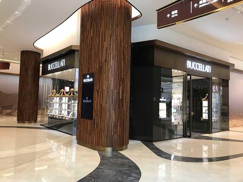 Buccellati apre una nuova boutique a Macao Cina