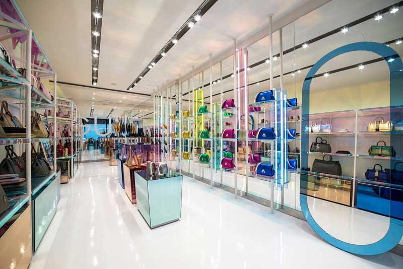 Gum Gianni Chiarini Design nuovo concept store