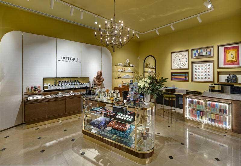 negozio Diptyque Roma