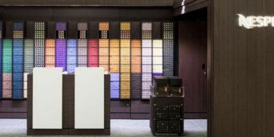 NESPRESSO apre due nuove temporary boutique in Liguria e Piemonte