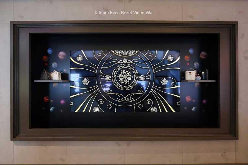 nuove soluzioni verticali digital signage LG