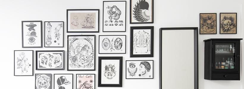 Studio DiDeA firma il progetto Nerho Tatoo