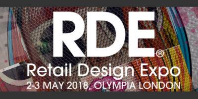 Retail Design Expo 2018 2-3 May 2018, London Olympia